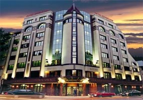 Hotels in Sofia – Downtown Hotel in Sofia