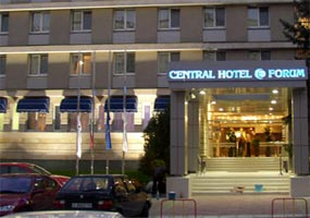Hotels in Sofia – Forum Hotel in Sofia