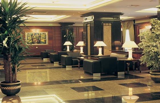 Grand Hotel Sofia Bulgaria Address