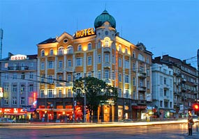 Sofia Hotels – Lion Hotel in Sofia
