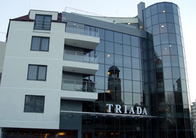 Hotels in Sofia – Triada Hotel in Sofia